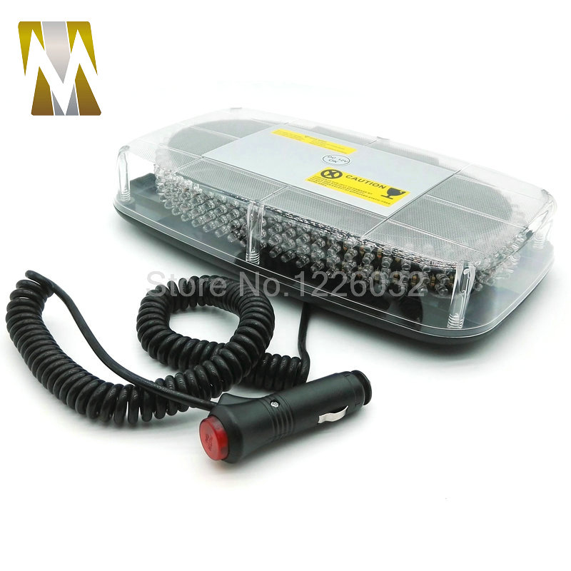 ФОТО 12v Car Roof Led Strobe Lights Bar Police Emergency Warning Fireman Flash Led Police Lights