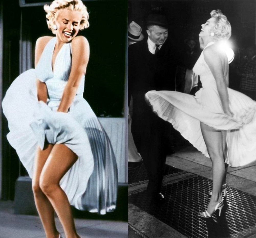 2016 Sexy Vintage Classic Marilyn Monroe Celebrity Prom-7838