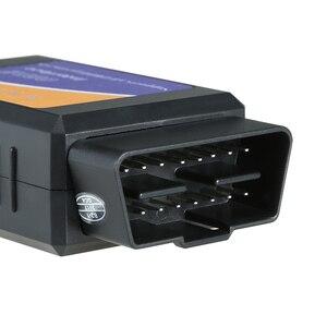 Image 5 - Kkmoon ELM327 V2.1 automatyczny skaner bluetooth OBDII narzędzie diagnostyczne do samochodów OBD II dla Toyota Ford Peugeot BMW Mercedes Benz