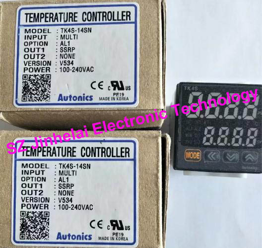 100% New and original TK4S-14RN, TK4S-14SN, TK4S-14CN AUTONICS new and original tk4s 24rn autonics temperature controller
