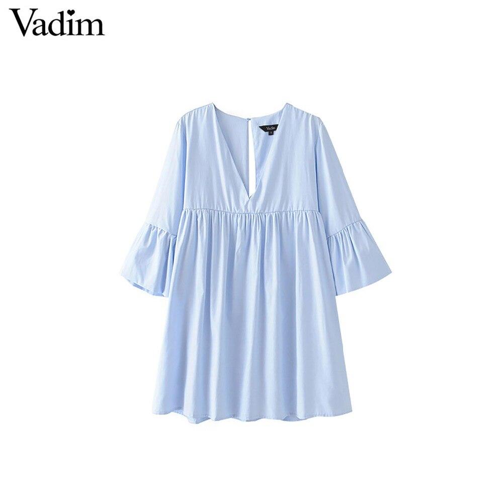 Vadim women sexy ladies summer casual mini dresses vestidos