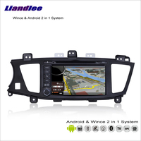 Liandlee Car Android Multimedia Stereo For KIA Cadenza / K7 2009~2012 Radio CD DVD Player GPS Navigation Audio Video S160 System