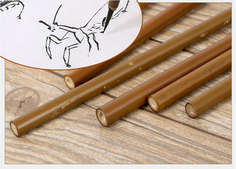 escrita chinesa pincel de pintura caneta desenho 04