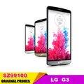 Original G3 teléfono celular Quad Core WCDMA D855 D850 D851 LS990 LTE 5.5 ''3 GB de RAM 16 GB/32 GB ROM 2560*1440 P X 2 K Pantalla IPS 13.0MP