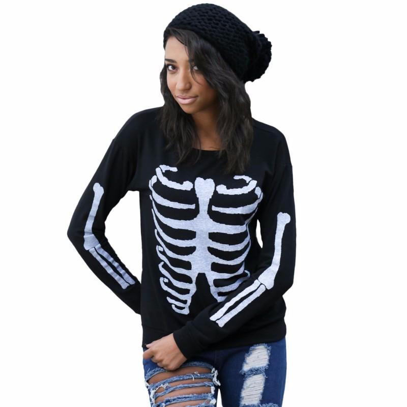Black-Stylish-Pullover-Skeleton-Print-Sweatshirt-LC25930-2-2_conew1