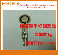 Fast Free ship IMS 00010 C075 Ultra thin/ultralight film pressure sensor sensitivity better than fsr force sensing resistor 500g