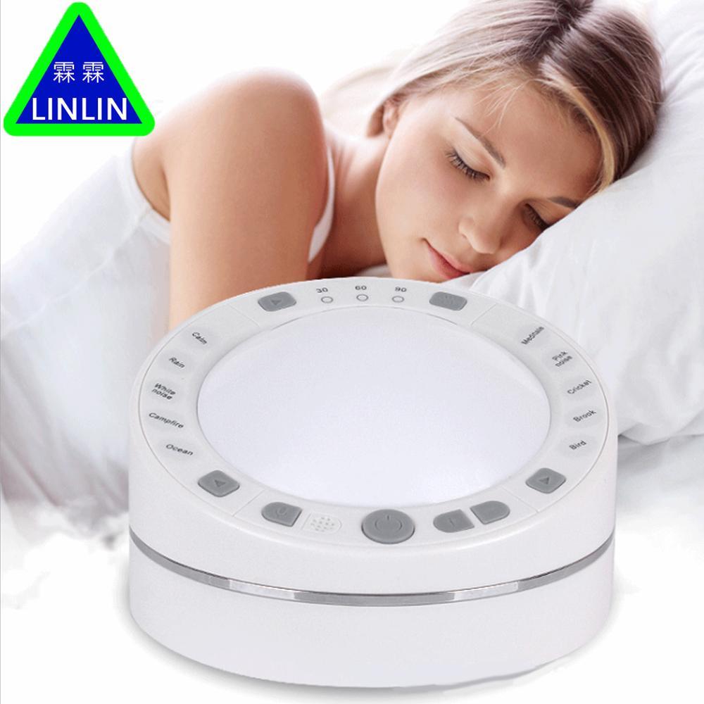 LINLIN Noise Sleep Apparatus New Insomnia Improves Sleep Quality