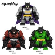 Big Decool Thanos Large Anti Venom Riot Carnage Iron Man Monger Whiplash Hulk Buster Building Block Figures Toy For ChildrenJM-8 цена 2017