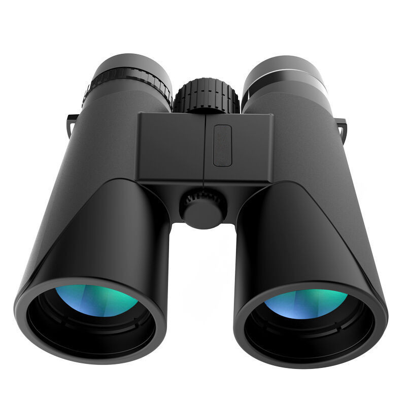 12x42 Hiking Powerful Profissionais Power Zoom Focus Binoculars Hunting Camping Luneta Telescopio Outdoor Military Telescopes zoom binoculars 30 260x160 level light night vision adjustable telescopes for camping hiking hunting ems