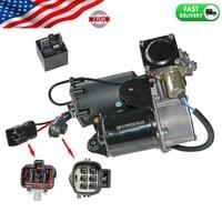Air Suspension Compressor Pump For Land Rover Discovery 3 LR3 Range Rover Sport Hitachi Type LR023964 LR015303 LR044360 LR045251