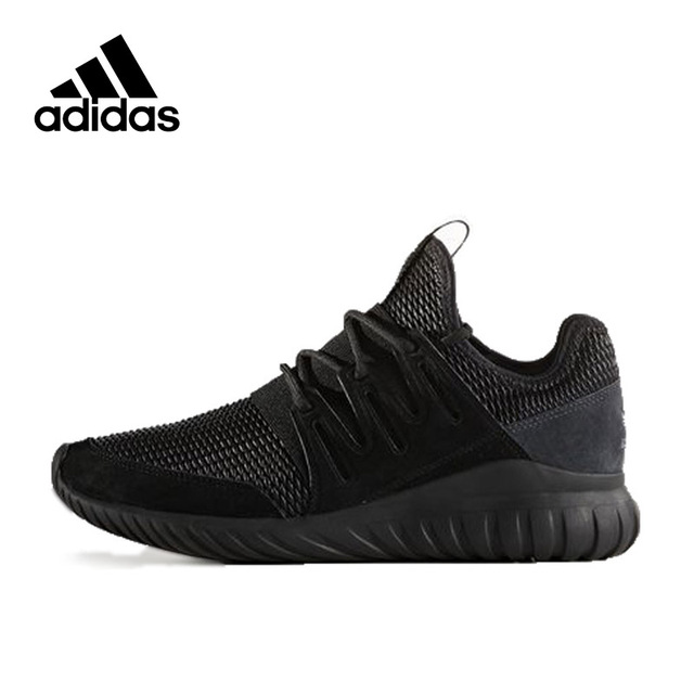 New Arrival Authentic Adidas Originals Tubular Radial Yezzy Men s  Breathable Running Shoes Sports Sneakers
