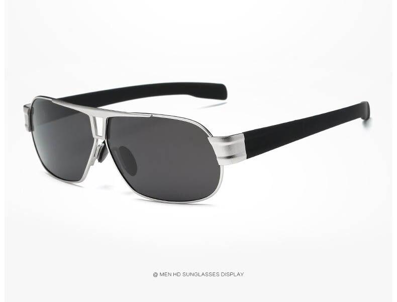 2017 Novos Óculos De Sol Dos Homens Mercedes Marca Designer Polarized UV400  gafas de sol Ao Ar Livre Esportes Óculos de Sol Com caixa Original 8516 em  ... 4405eadc23