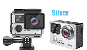 Image 4 - Original EKEN H6S Ultra HD 4k 30fps Action Kamera mit Ambarella A12 chip im inneren 30m wasserdicht EIS gehen sport kamera pro cam dvr