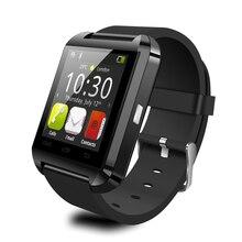 Sport Bluetooth Smart Uhr Für iPhone IOS Telefon Smartwatch Pedometer Anruf SMS Sync Intelligente Uhr Kompass Armband Uhren