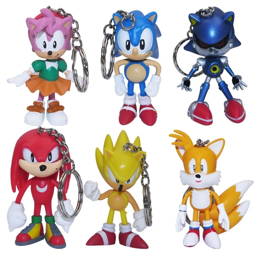 Online Buy Wholesale sonic keychain from China sonic