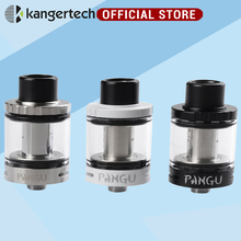 100% Original Kangertech Pangu control de flujo Con desechable Atomizador 3.5 ml de Relleno Superior PGOCC Manos Limpias Bobina Tanque Pangu