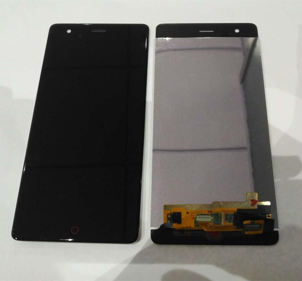 Tested Original For ZTE Nubia Z17 Lite Nx591J Lcd Display+Touch Screen Digitizer Assembly For ZTE Nubia Z17 Lite Nx591J Panel
