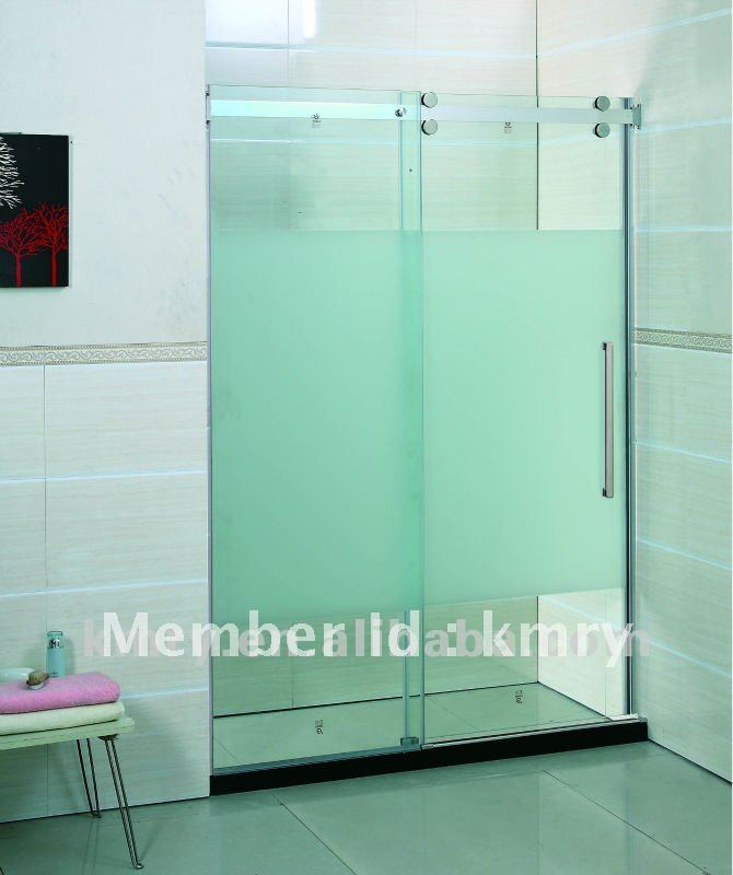 Tempered glass Sliding Shower Door (KD5313)-in Shower Rooms from ...