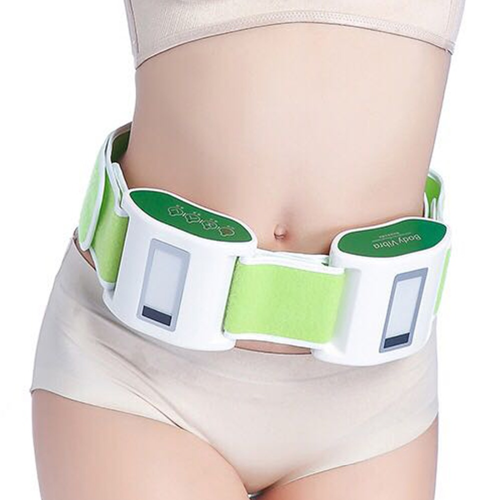Electric Slimming Belt Massager Vibrating Weight Loss Massager Waist Belly Leg Arm Fat Burning Muscle Exercise