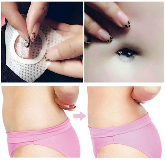 30PCS Magic Slimming Patch Chinese Medicine Weight Loss Slimming Slim Patchs Pads Detox Adhesive Sheet Belly Slimming Fat burner 1