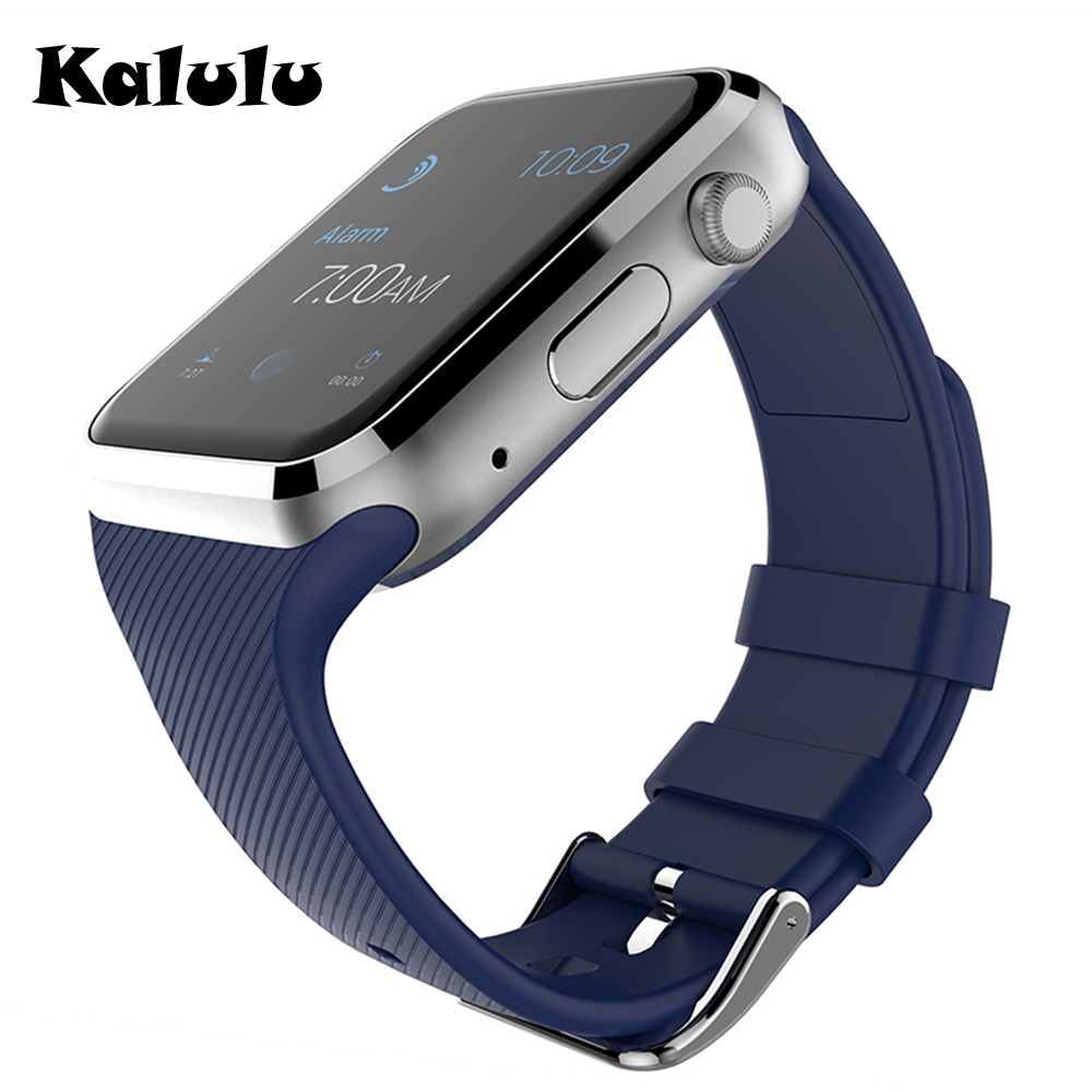 GD19 Bluetooth Smart Watch font b Smartwatch b font WristWatch Wearable Devices For Android Phone Support