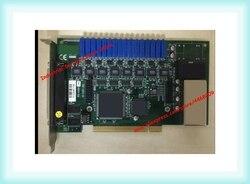 Oryginalny PCI-6208V danych karta do przechowywania