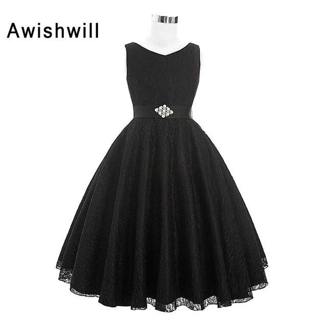 Vestidos color negro formales