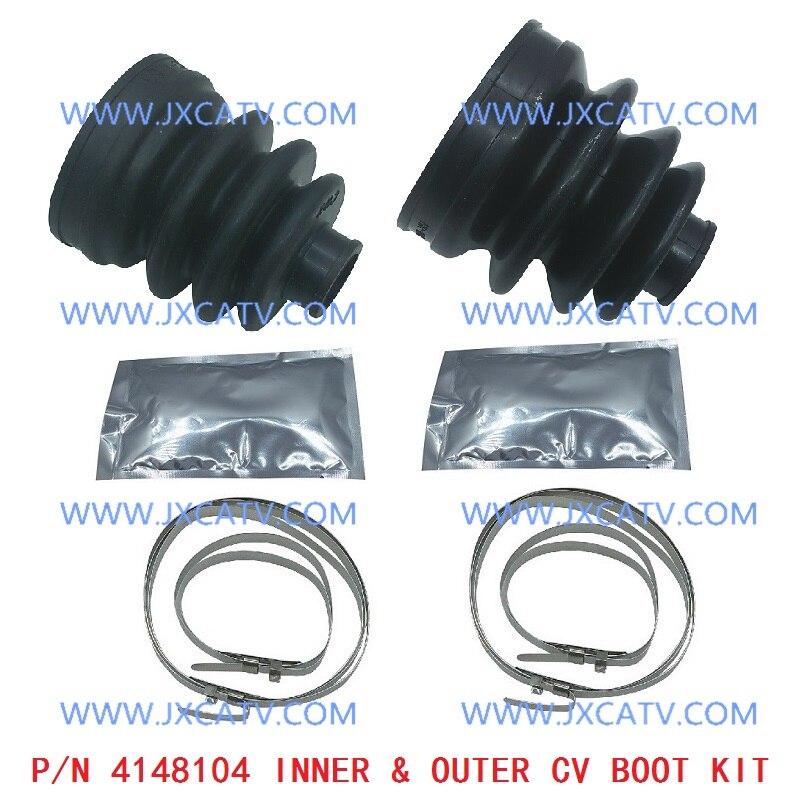 Front CV Joint Axle Drive Shaft for Polaris Sportsman Scrambler 850 1000