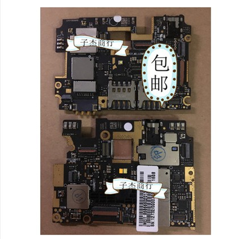 Working Unlocked Mainboard <font><b>Motherboard</b></font> flex Circuits Cable FPC For Hongmi <font><b>Redmi</b></font> Note <font><b>3</b></font> Note3 Pro 16G image