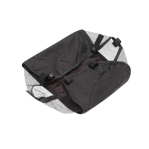 Baby Carriage Basket for Stroller Hanging Basket Infant Stroller Accessories Pram Bottom Basket Portable Organizer Bag