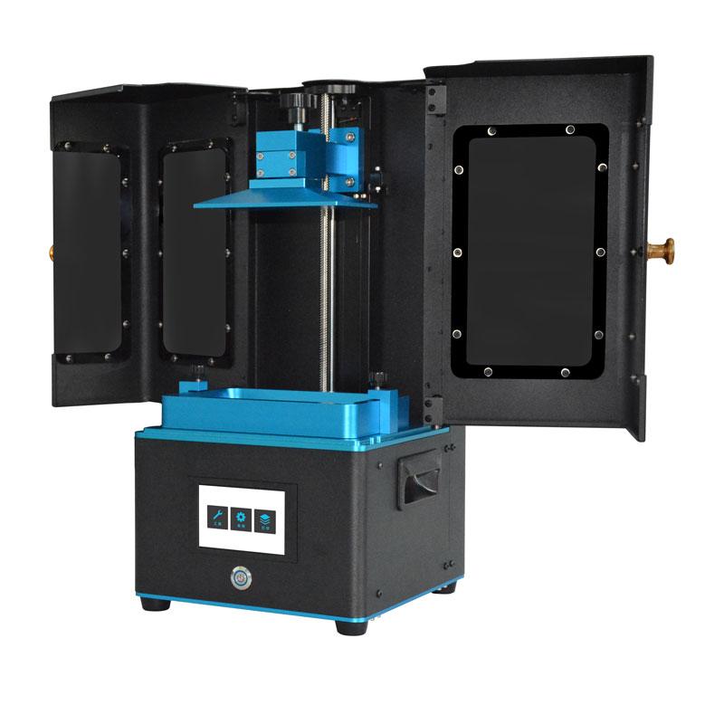 Ultrabot 3D Printer Kit Touch LCD Screen UV LED Ultimate Slice Speed Plus Size Desktop SLA 3d Printer Uv Resin 3D Drucker in 3D Printers from Computer Office