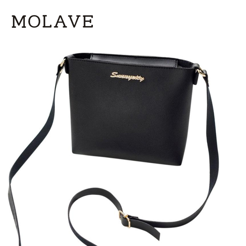 MOLAVE Handbag bag female Solid bags for women Zipper Fashion Women Crossbody Handbag Messenger Phone Bags Coin Bag Jan29 new arrival messenger bags fashion rabbit fair for women casual handbag bag solid crossbody woman bags free shipping m9070
