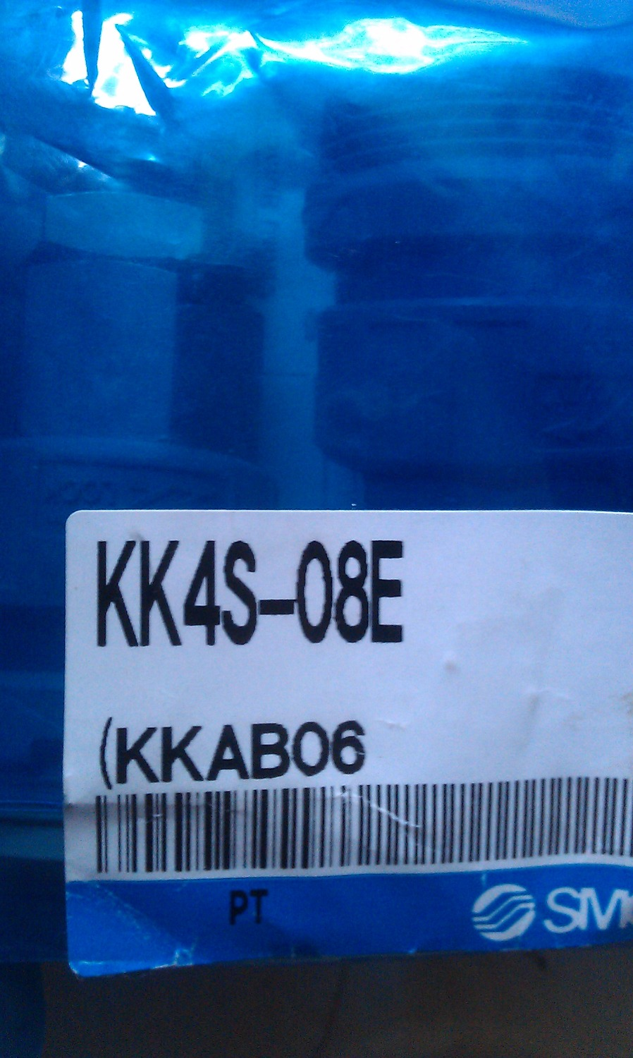 BRAND NEW JAPAN GENUINE COUPLER KK4S-08E