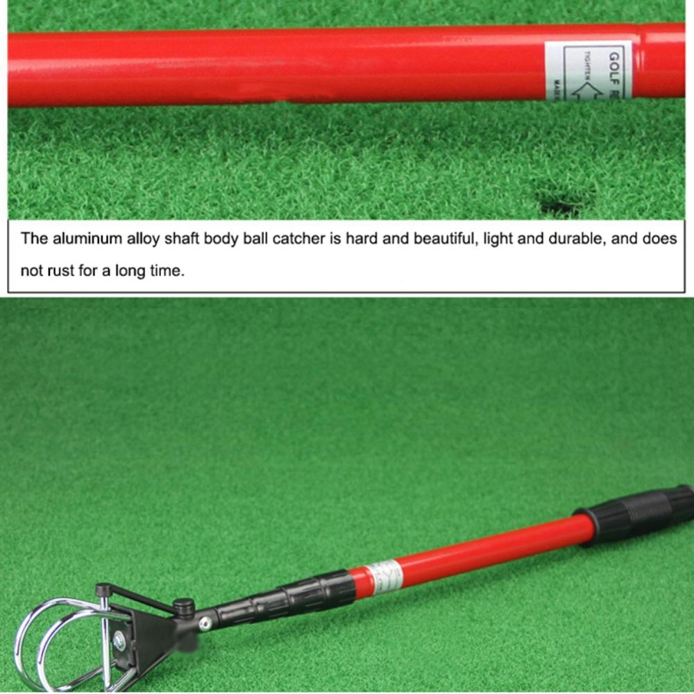 Image 5 - Retractable Golf clubs Retriever Scoop Telescopic Pick Up Grabber Shaft Tool Golf pickup Accessories-in Golf Clubs from Sports & Entertainment