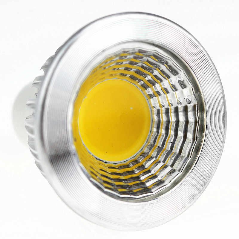 1X супер яркий 9 W 12 W 15 W GU10 светодиодный лампы освещения 110 V 220 V светодиод CREE с регулируемой яркостью удара пятна теплый/натуральный/холодный белый GU10 светодиодный бул