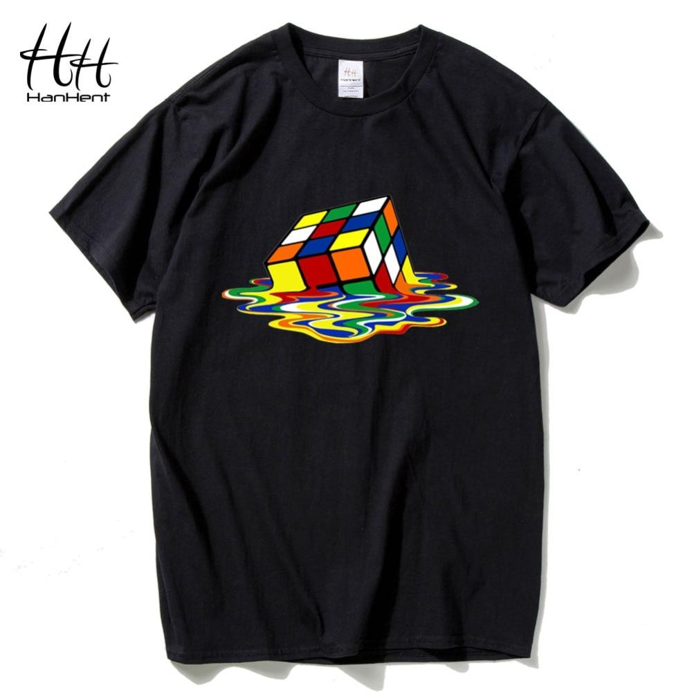 HanHent The Big Bang Theory T-shirts Mannen Grappige katoenen korte - Herenkleding - Foto 2