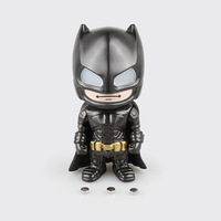 Dawn of Justice DC Comics Armored Batman PVC Action Figure with LED Light Collectible Toy 15cm Free Shipping