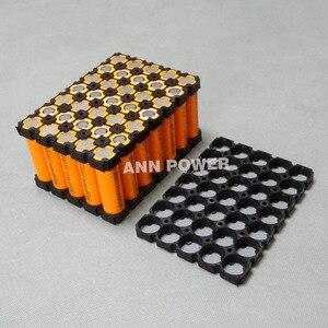 Image 5 - 18650 배터리 5P7S (5*7) 홀더 및 순수 니켈 스트립, 7S 24V 10Ah/15Ah 리튬 이온 배터리 팩, 5*7 홀더 + 순수 니켈 벨트