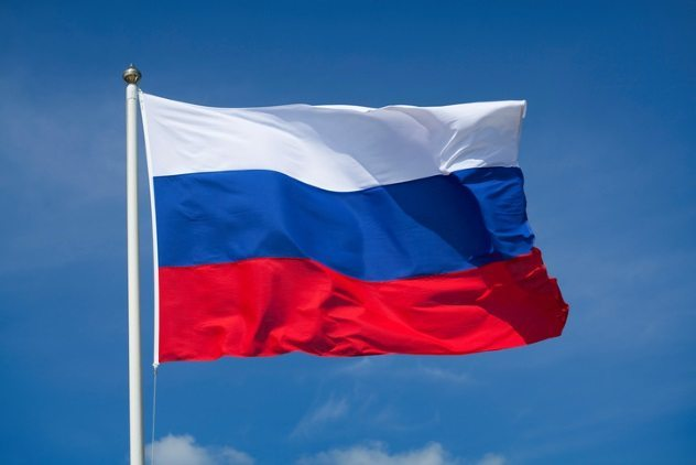 Xiangying 90*150cm White Blue Red Russian Federation Rus Ru Russia Flag For Decoration