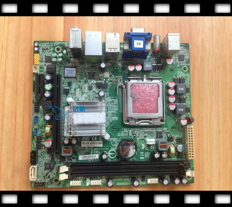 492934-001 For HP MCP73S01 S3714uk Motherboard LGA775 <font><b>DDR2</b></font> Mainboard 100%tested fully work image