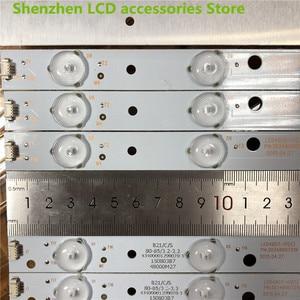 Image 3 - 10Pieces/lot FOR Haier  LE48F3000W LCD TV backlight   LED48D7 ZC14 01 LED48D8 ZC14 01   100%NEW