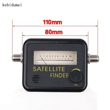 Receptor de TV satélite dvb t2, buscador de satélite digital, SF001, dvb-t2, satfinder