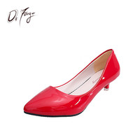 3 5 Cm Kitten Heel New Spring Summer Pumps Women S Office Shoes Candy Colors Free