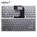 Клавиатура для ноутбука GZEELE на английском языке для HP 14-AM 14-am000 14-am100 14-am002la 14-am003la серия черный без рамки Версия США