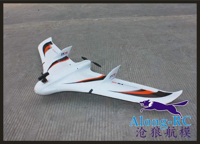 Oyuncaklar ve Hobi Ürünleri'ten RC Uçaklar'de EPO uçak RC MODEL uçak FLYWING MODEL HOBI OYUNCAK kanat açıklığı 2000mm FPV uçak FX79 FX 79 sinek kanat (SETI VEYA PNP SETI)'da  Grup 1