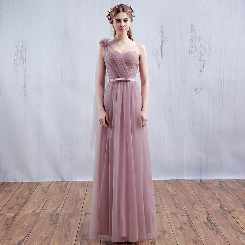 Popular Mauve Bridesmaids Dresses-Buy Cheap Mauve Bridesmaids ...