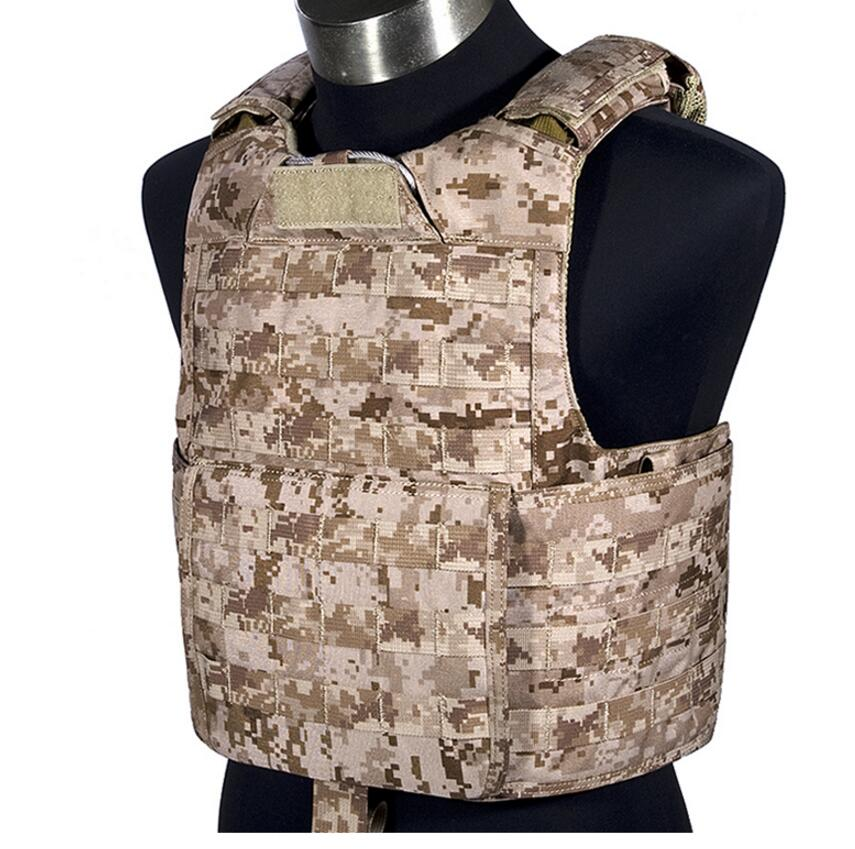 FLYYE MOLLE Releasable Body Armor Vest Military Tactical Vest VT-M029 in stock flyye genuine molle force recon vest with pouch set ver land military tactical vest vt m005
