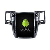 Navirider android 7,1 магнитола 4 Core 32 ГБ Встроенная память Тесла вертикальный экран для TOYOTA Fortuner/Revo/hilux 2015 головных устройств BT