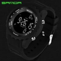 NEW Brand Fashion Men S Sport Watch LED Quartz Army Military Watches 30bar Dive Swim Outdoor