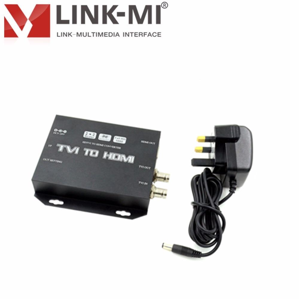 LINK-MI LM-TH01 Професійний HD Video Converter HDTV TVI - Домашнє аудіо і відео - фото 4